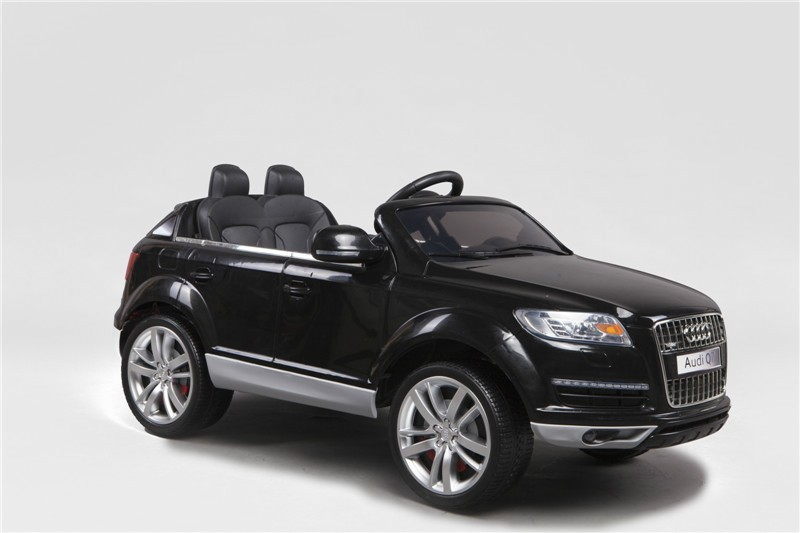 kinderauto audi q7 flq7 suv elektroauto kinderfahrzeug 8. Black Bedroom Furniture Sets. Home Design Ideas