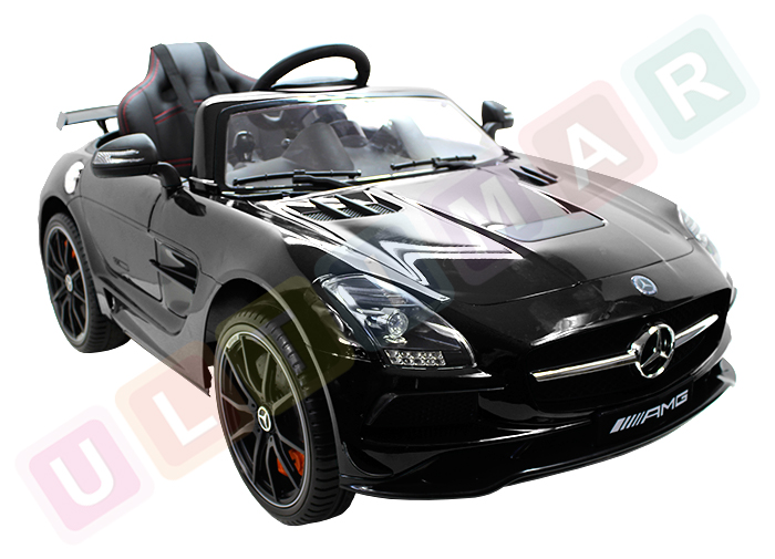 kinderauto mercedes sls amg elektroauto in romanshorn. Black Bedroom Furniture Sets. Home Design Ideas