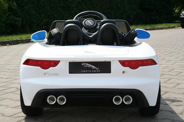 voiture pour enfants jaguar f type avec licence lectrique. Black Bedroom Furniture Sets. Home Design Ideas