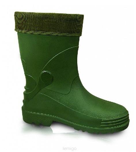 LEMIGO Wader Eva Winter Boots Rainboots Rubber Boots