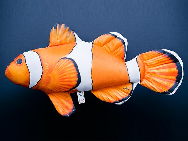 Gaby Kuscheltier Falsche Clownfisch