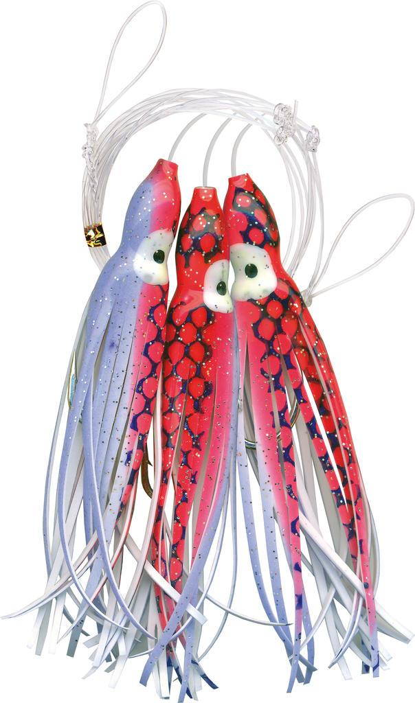 Octopus-Vorfach Set Pilksystem Meeresvorfach